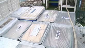 蘭嶼停航12天現缺糧危機 海巡協助急運補