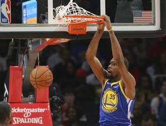 NBA》美媒批評「杜蘭特條款」是個大失敗