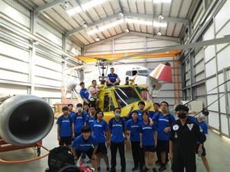 李宏達從軍隊轉教育界 成為「飛機醫生」培育者