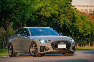試車報告:Audi當家小生A4車系小改款 變得更酷帥