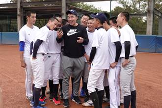 棒球》郭泓志首任「營長」 最終日與學員高唱《告白氣球》