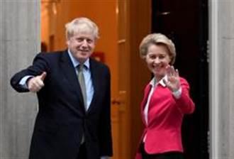 英與歐盟今重啟談判 冀解套卡關的漁權