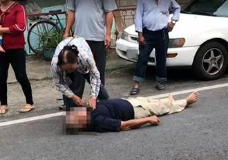 長期不和酒後大打出手 6旬父勸架被推倒地昏迷搶救