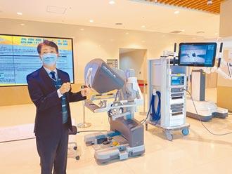 達文西手術訓練中心 長庚啟用