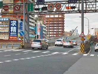 高雄中博高架橋 明年2月拆除