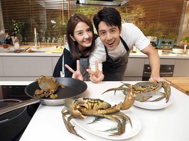 李宣榕請來胡宇威拍攝〈好好〉MV。(福茂唱片提供)