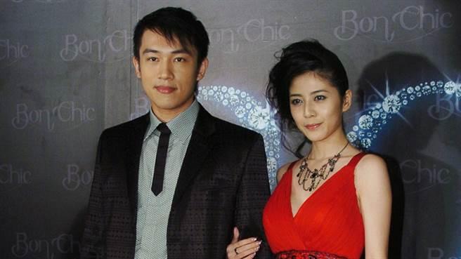 李政穎和韓瑜曾是情侶。(圖/中時資料照)