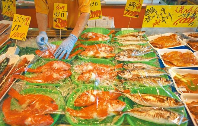 日本核食(示意圖)(路透)