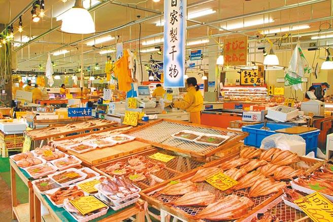 日本核食(示意圖)(摘自日本福島縣觀光物產交流協會網站)