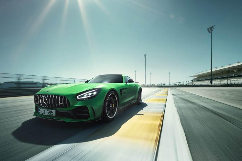 每條停止線,就是起跑線!全新 Mercedes-AMG GT、GT R重裝上陣