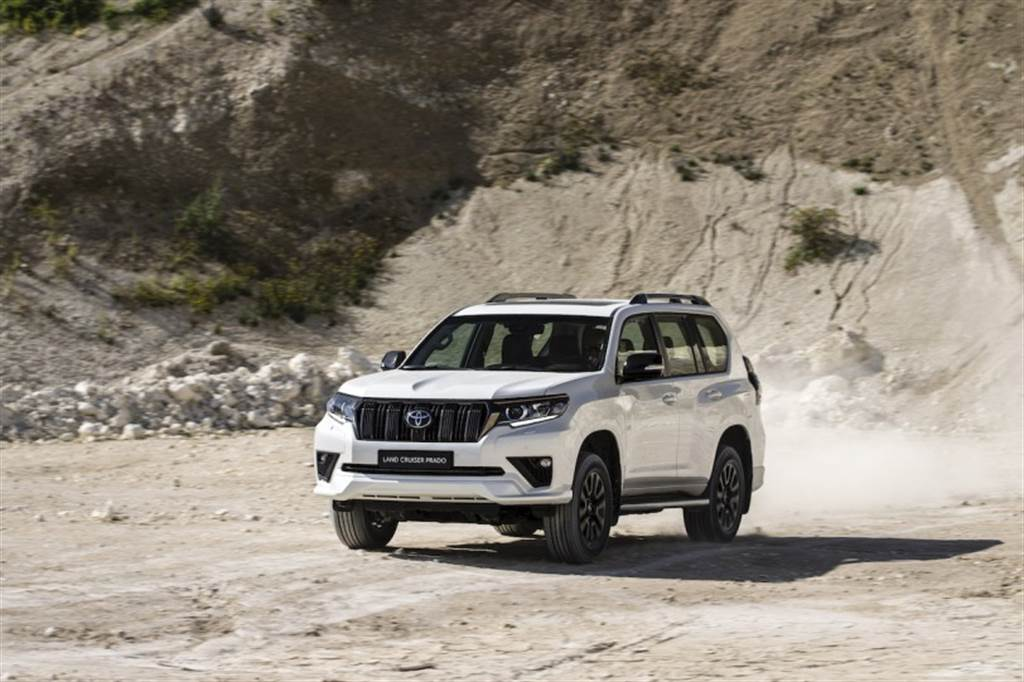 新增「越野玩家版」入門規格,Toyota Land Cruiser Prado 2021 年式將下探市場