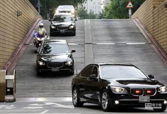吳敦義BMW 被收走後 馬英九老車被換Audi  原因曝光