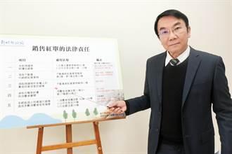 中央地方合作研擬「銷售紅單的法律責任」說明  內政部將研訂細則實施