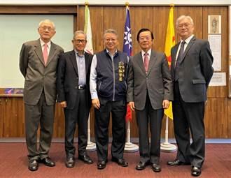 中市府網羅前中央部會首長 助台中登上國際舞台
