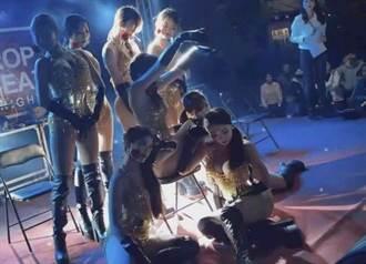 廟會偷拍舞團換衣長達1分鐘 男子當場被逮
