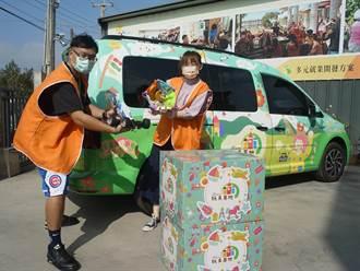 台塑回收二手玩具再利用 讓資源永續循環