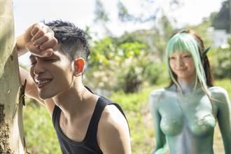 蕭敬騰「跨物種愛戀」178公分嫩模 裸身上陣出動1600萬寶石