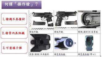 操作槍報備期限至12月11日止 警:逾期最重開罰20萬