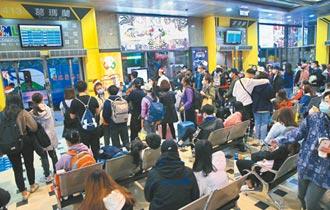 疏運通勤旅客 客運估開1537班次