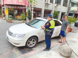 騎機車 竟吃未繫安全帶罰單