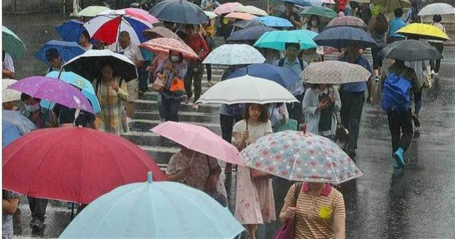 雙北基宜嚴防豪大雨(資料照)