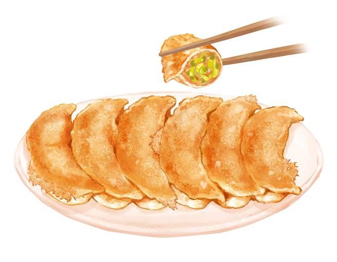 宇都宫饺子。(图/EZ丛书馆提供)