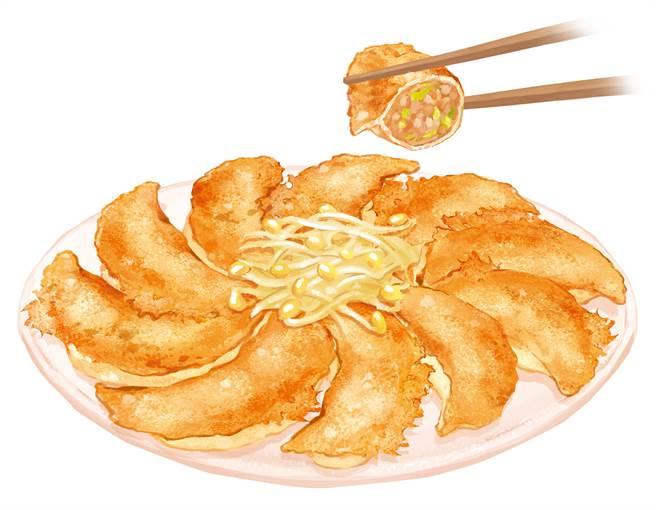 浜松餃子。(圖/EZ叢書館提供)
