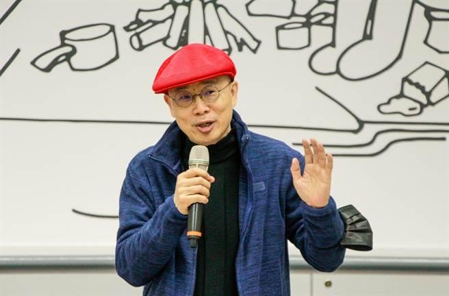 第43屆時報金像獎評審主席狄運昌。(圖/時報獎組委會提供)