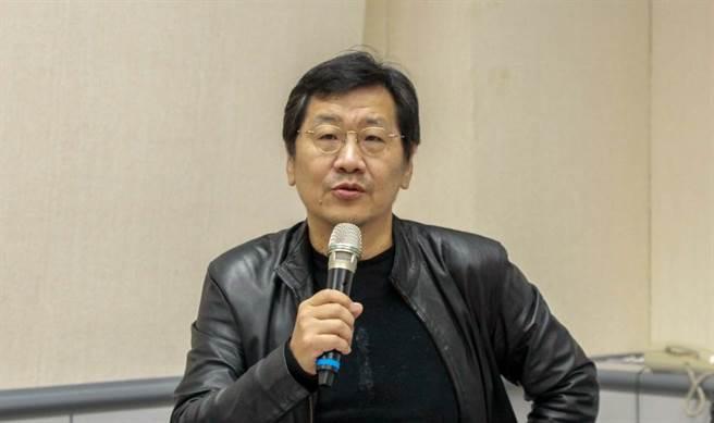 第21屆金手指獎評審主席張志浩。(圖/時報獎組委會提供)