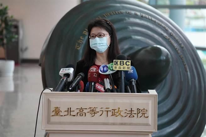 台北高等行政法院駁回中天電視台的假處分聲請,理由遭網友砲轟。(中時資料照)