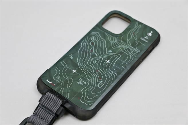 bitplay 立扣壳(wander case)可适用于换色被盖。(黄慧雯摄)
