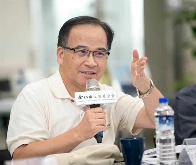 蘇煥智(本報系資料照片)