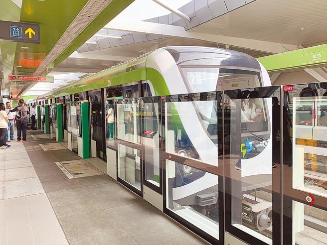 台中捷運綠線何時能通車?台中市議會將邀中市府、北捷工程局到議會說明。(本報資料照片)
