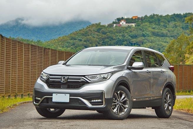 3.Honda CR-V加贈5年不限里程延長保固。(陳大任攝)