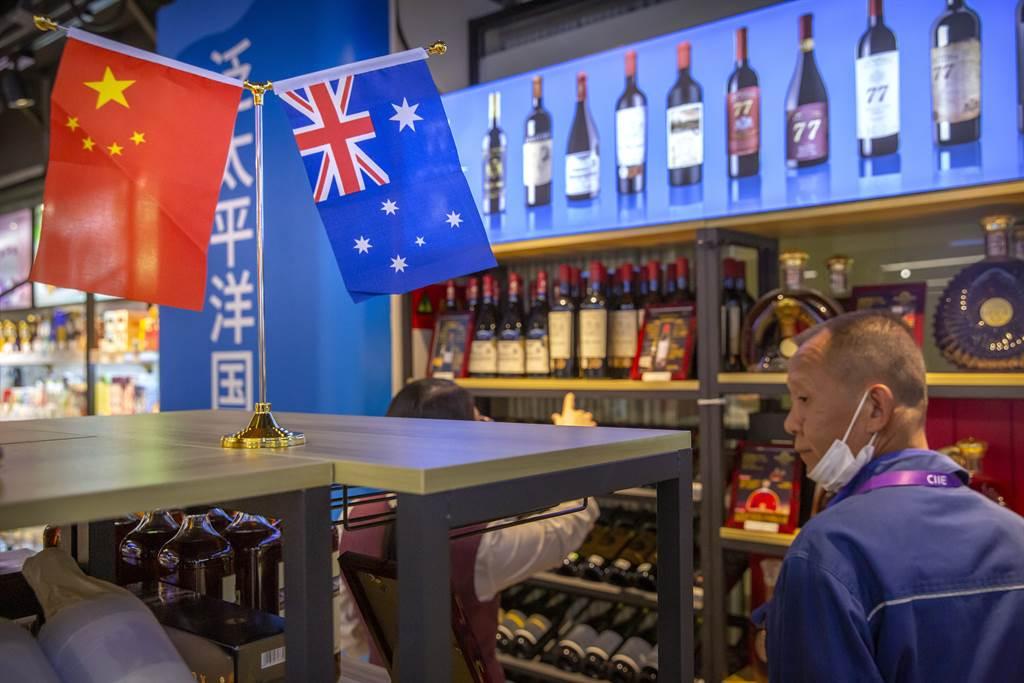 澳洲葡萄酒產業經此一役,往日榮景將一去不復返,就算訴諸WTO或是新簽訂的RCEP,數年內都不可能會有轉寰。(圖/美聯社)