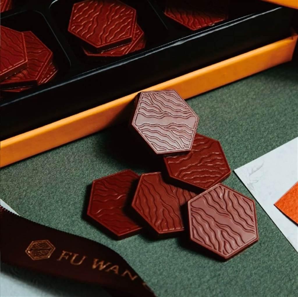 福灣巧克力性騷擾事件不斷延燒,對此,福灣稍早在臉書發聲明致歉,表示願意承擔合作品牌所有銷售的損失。(圖擷取自福灣官網)