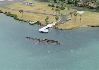 珍珠港事件的另一艘沉船:猶他號