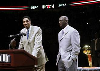 NBA》皮朋批評最後一舞:喬丹獨佔榮耀