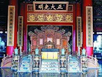 紫禁城「正大光明」牌匾 暗藏清代皇帝天大秘密