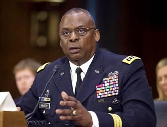 美可能出現史上首位非裔國防部長 拜登11日公布人選