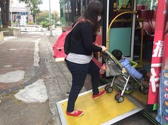輪椅族有福了 高雄公車5年後全面無障礙