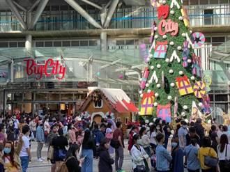 新竹Big City周年慶 買氣爆棚完美超標