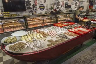 海產「天下第一攤」進駐南門中繼市場  專業提供民眾採買「尚青」魚鮮