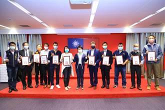 盧秀燕表揚身障友善企業職場 15家企業單位獲獎