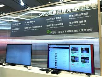 攜手5G加速器團隊 亞太電信強攻數位經濟