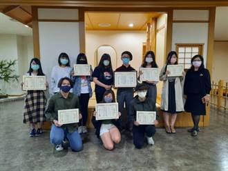 进击新俳句大赏 义守大学应日系再获优秀学校赏