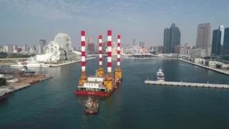 高雄港區跨年增設海上舞台 捷運延後收班