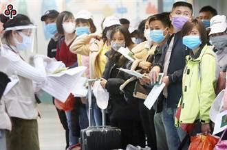 產業移工居檢結束全面採檢  估每天增300檢驗量