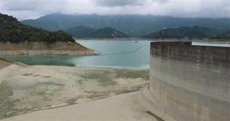冬雨只能救北部!5水庫跌破2015年旱災水位