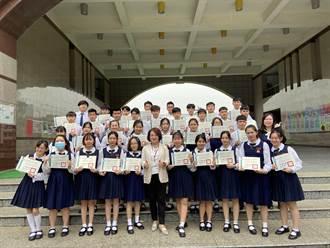 從零開始培訓 三信僑生整班通過華語檢測